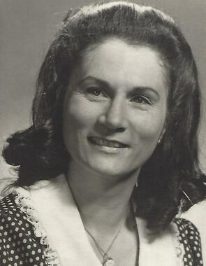 Joan Frances (Capps) Drain