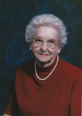 Marjorie Terrill Scarbrough