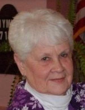 Marjorie Wickes Dean
