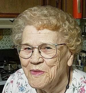 Margaret Gertrude (Swett) Oxley