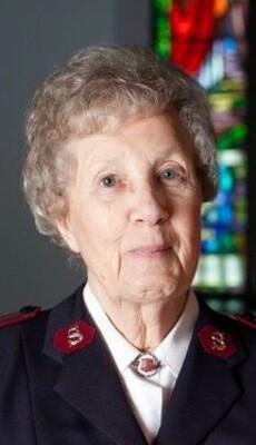 Major Kathleen  Dorothy Randall