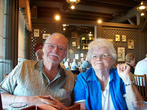 Bernie & Carol  Wambolt
