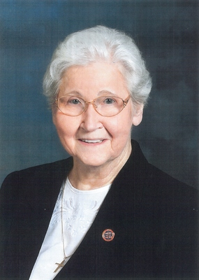 Sister Mary Grace Mecke, OSB