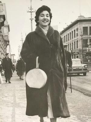 Mae  LaFayette