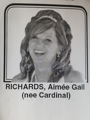 Aimée  Gail (Cardinal) Richards