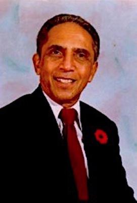 Eric  Bertram Perera