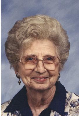 Frances Elizabeth Volock