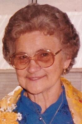 Mary  Huculak