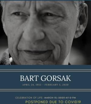 Bart  Gorsak