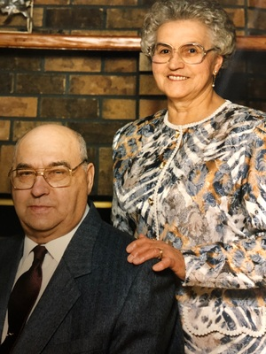 Pauline and Ernfried  Leibel