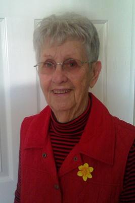Gladys  Busby
