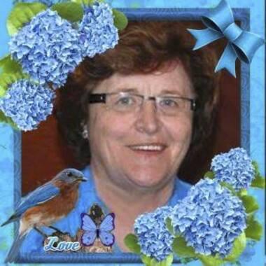 Wilma Mary Scott