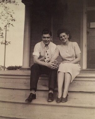 Helen and Keith  Logan