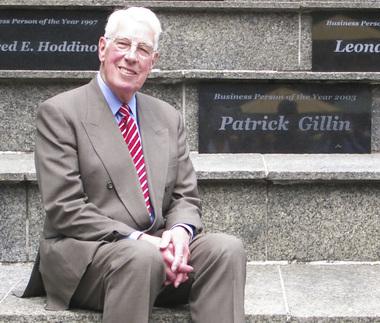 Mark Patrick Gillin