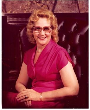 Hazel Irene Sandidge