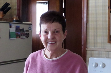 Peggy  Tennant