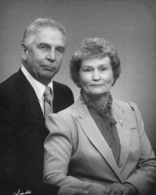 Clarence and Jean  Cerson