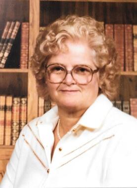 Mae Dell Morgan Richardson