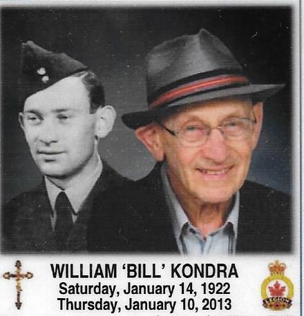 William (Bill)  Kondra