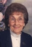 Mildred Millie I. Warden