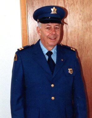 Angus Bernard McDonald