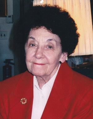 Frances Lucille Ashby