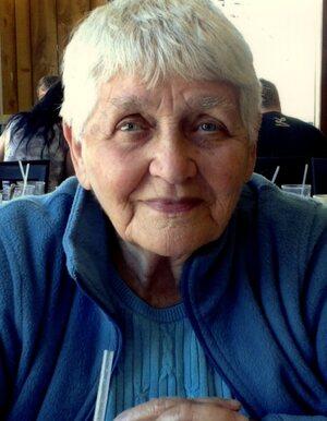 Joan Valerie Crandall McLaud