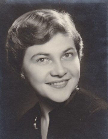 Dinah  Miriam Glanville (Freeborough)