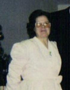 Mary Louise McCoy