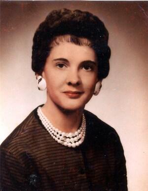 Virginia Mae Walker