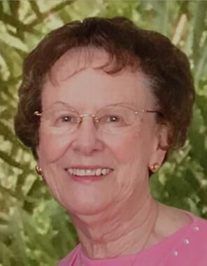 Patricia Kathleen May