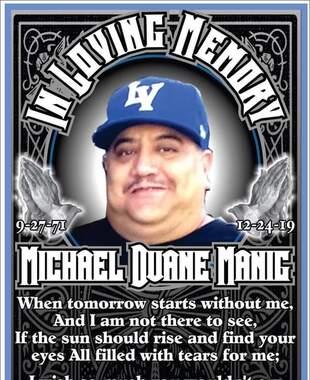 Michael Duane Manig