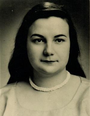 Beverly Hazel Ann Filion