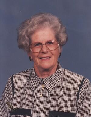 Mary Winnie Winifred Clark