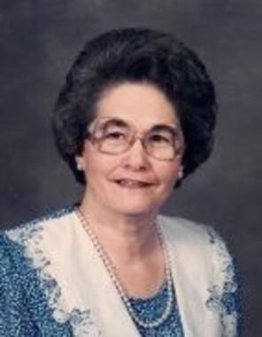 Edwina Joyce Shaw Wheeler