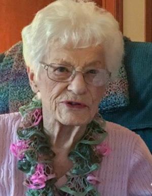 Lillian Irene Stjernstrom