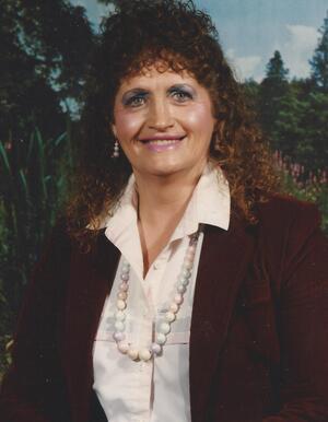 Frances Elizabeth Bradley Hammock