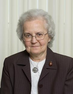 Sister Dorothy Jacko SC