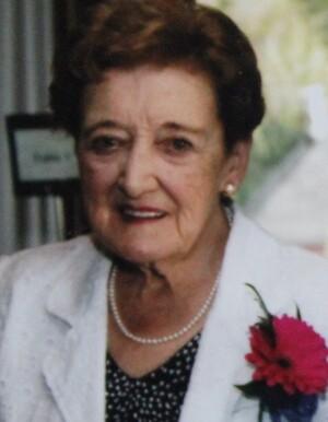Peggy  Constance Adams