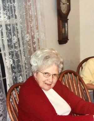Irene K. Zechman