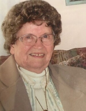 Betty Elaine McNiel