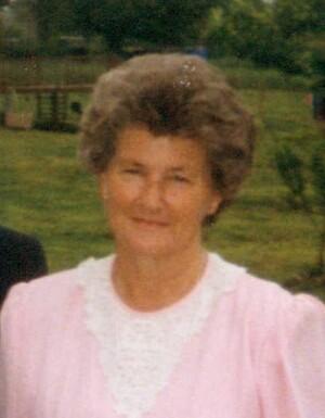 Wanda Eloise Cox