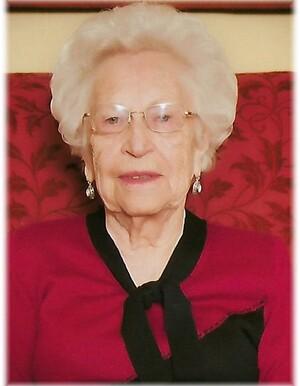 Gertrude Anna Linville