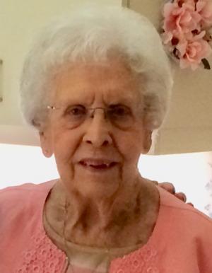 Marjorie M. Cline