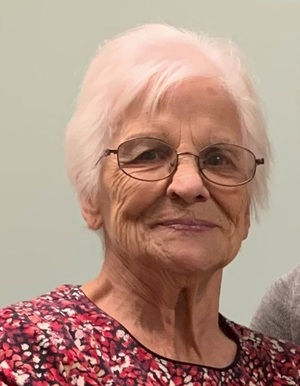 Betty Ruth Mathis