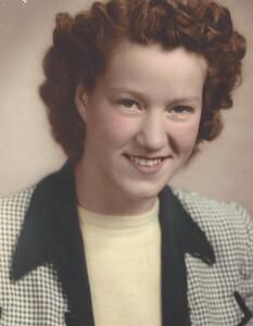 Betty Ann Sowers