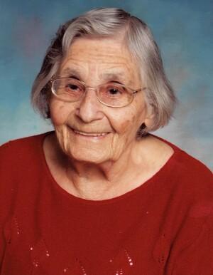 Mary Edith Newbrough
