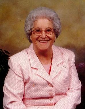 Doris Goodin Culberson