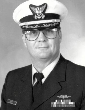 CAPT Jon Jay McNutt, U.S. Coast Guard (Retired)