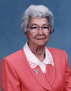 Margaret Louise Jackson Gladstone Bailey